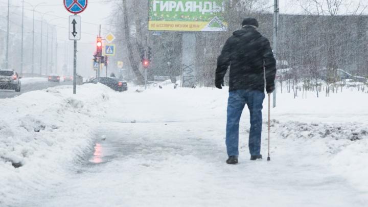 Звонки и сообщения в Viber: куда сообщить, если снег и лёд мешают вам пройти по улицам Архангельска