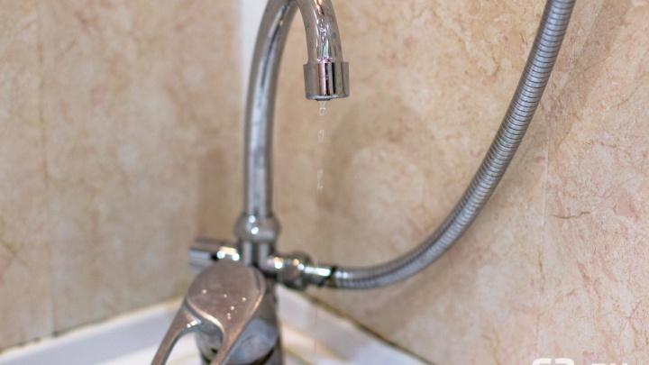 Из-за долгов «Волгатеплоснаба» в Самаре от горячей воды отключили около двух десятков домов