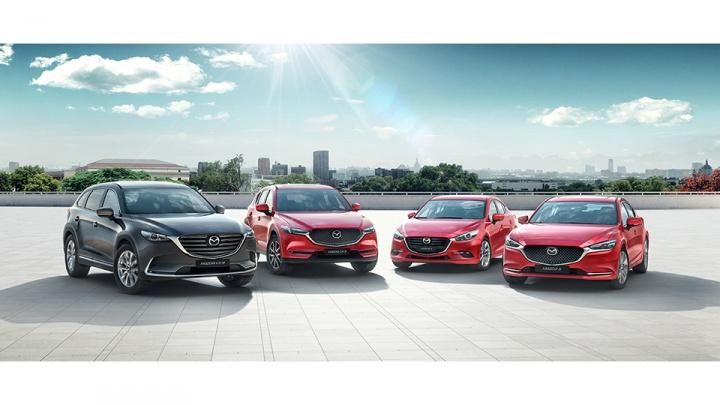Сейчас — самое время: автомобиль Mazda можно купить по программе трейд-ин с дополнительной выгодой