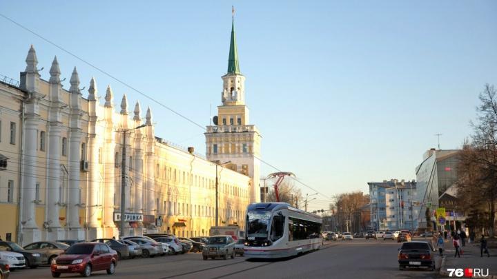 Сокращение маршрутов и трамваи в центре: как в ближайшем будущем изменится транспорт в Ярославле
