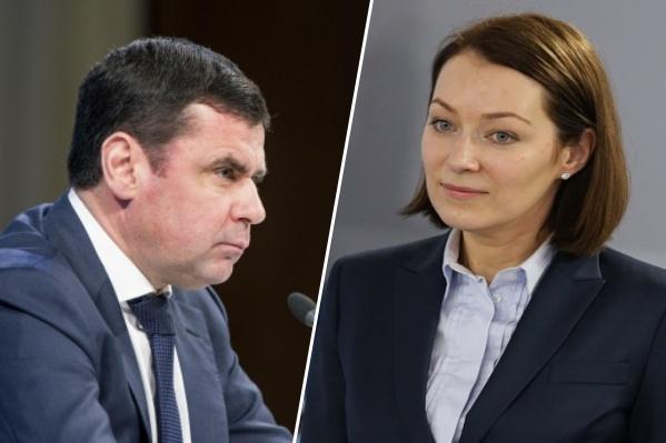 Ирина Горюнова будет отвечать за взаимодействие со СМИ