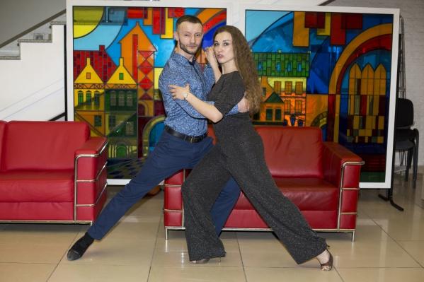 В Новосибирске прошёл фестиваль танго