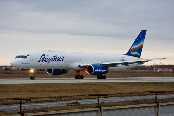 Boeing 737 должен был вылететь сегодня в 15:00