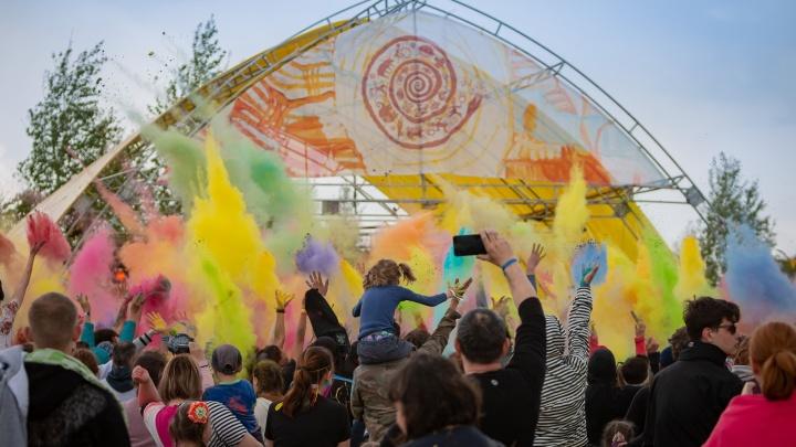 Билайн ускорит 4G интернет на крупнейшем семейном фестивале Урала «Небо и Земля»