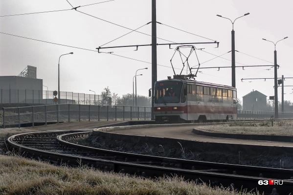 Трамвая жителям северной окраины Самары придется еще долго ждать