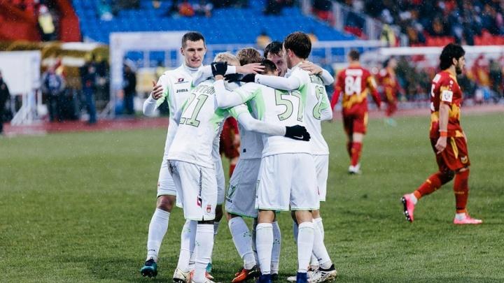 Поддержать «Уфу» в матче с «Арсеналом» приедут болельщики из Германии