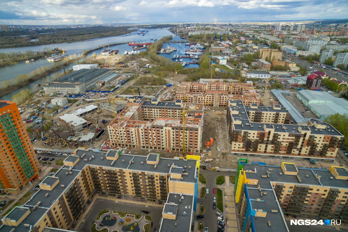 К «Южному берегу» планируют пристроить еще несколько кварталов