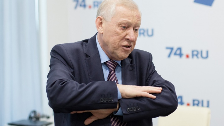 Силовики задержали экс-главу Челябинска Евгения Тефтелева