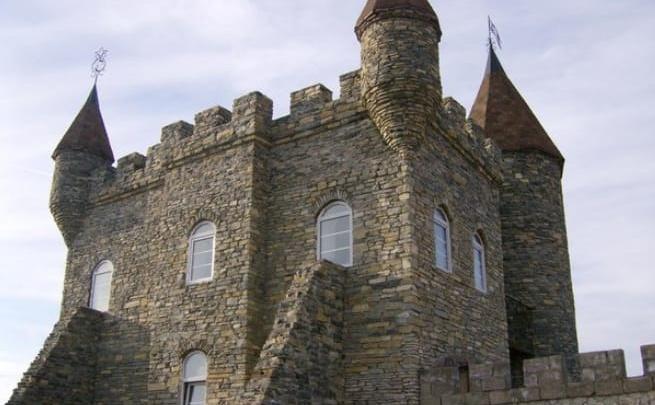 На продажу в Уфе выставили замок за 9 миллионов рублей