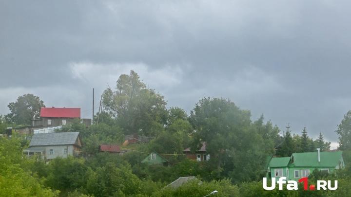 Усиление ветра до 20 метров в секунду: в Башкирии штормовое предупреждение