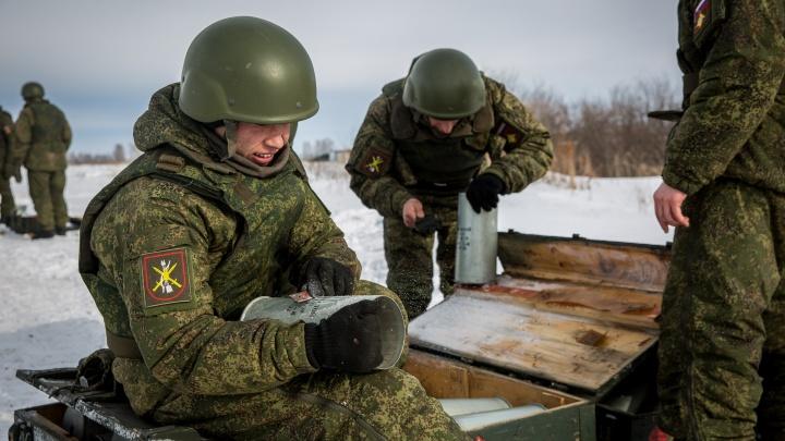 В Новосибирской области появилась новая воинская часть