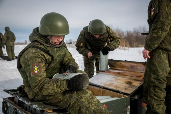 Новые части появились в трёх областях, которые входят в Центральный военный округ