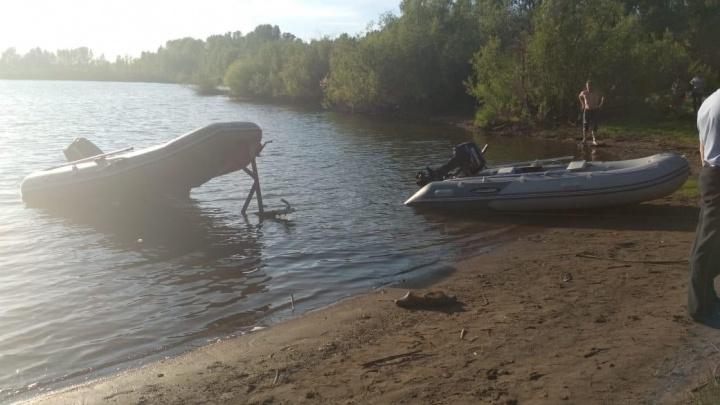 В Башкирии 11-летний ребенок упал в воду и попал под неуправляемую лодку