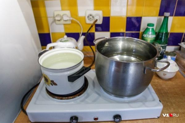 Изменения в тарифе на горячую воду затронут жителей примерно 250 многоквартирных домов