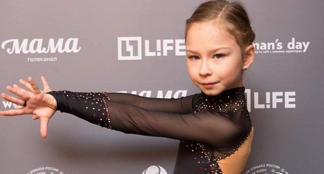 Три маленьких фигуриста из Свердловской области будут участвовать в детском ледовом шоу