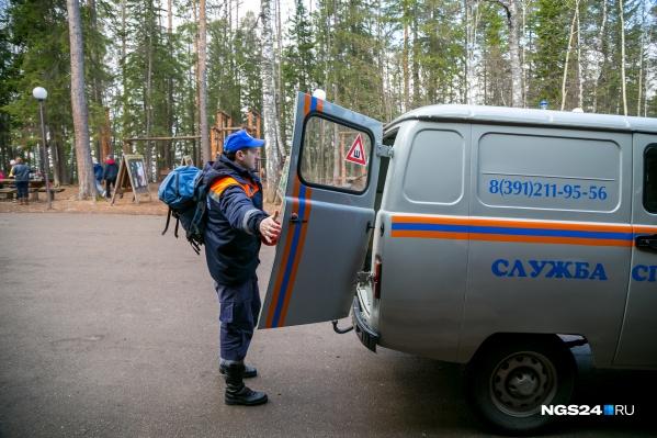 Вчера также сообщалось, что мужчина утонул в Минусинске