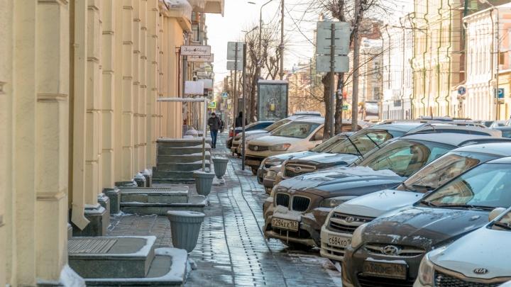 В Самарской области составят реестр придорожных парковок