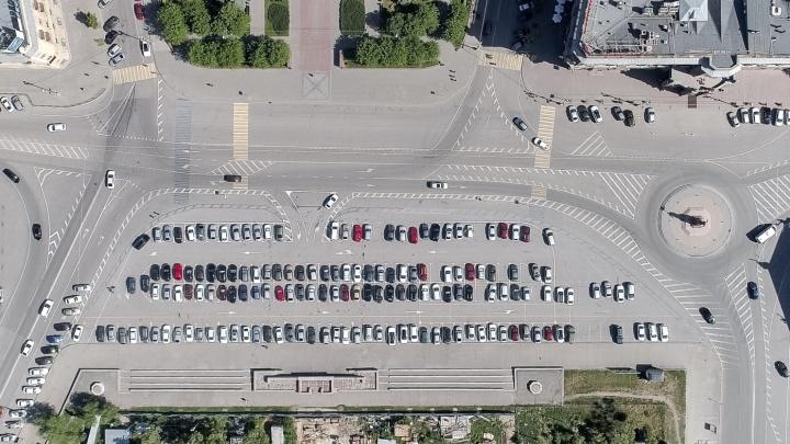 Велосипедисты vs автомобилисты: в Волгограде столкнулись интересы известных общественников
