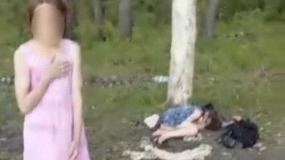 «Мне 14, я вам просто клянусь, и мы не пили»: в Башкирии в лесу на видео сняли пьяных детей