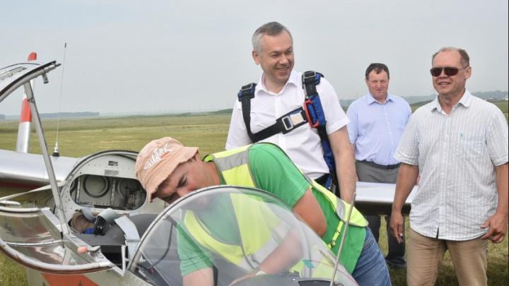 Пилота вызвали в прокуратуру после полёта с Травниковым