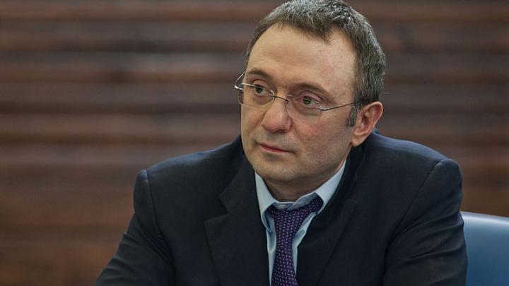 Французская полиция обвинила сенатора Керимова в отмывании денег и уклонении от налогов