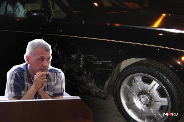 Если финансовый управляющий признает доказательства Владислава Кантемирова обоснованными, ему простят многомиллионный долг за разбитыйRolls-Royce