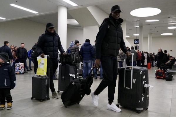 Те счастливчики, багаж которых авиакомпания доставила вовремя