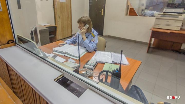 В Самаре в кафе мужчина устроил стрельбу из травматического пистолета