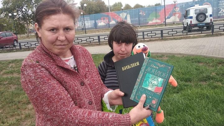 Не спортом единым: семья из донского села привезла в подарок для сборной России книги