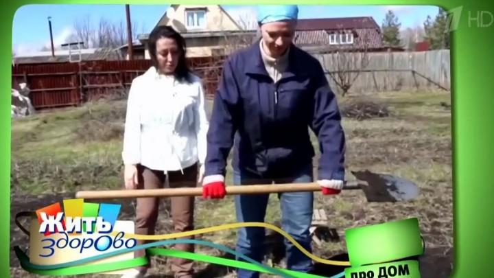 Уроки агрофитнеса от E1.RU попали в программу Елены Малышевой на Первом канале