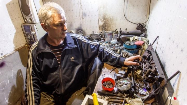 «Будет пулемет»: волгоградец, превращающий машинки Singer в ретроавто, взялся за секретный заказ