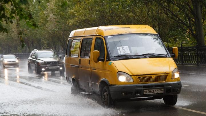 В Волгоградской области ожидаются грозовые дожди и шквальный ветер