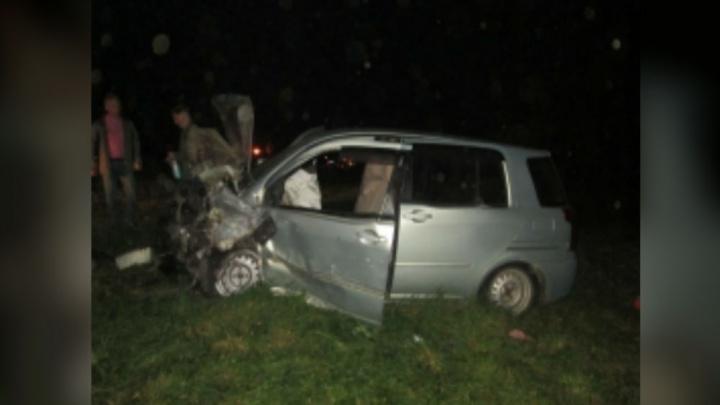 Вылетел на встречку: в Переславском районе столкнулись три автомобиля. Пострадали шесть человек