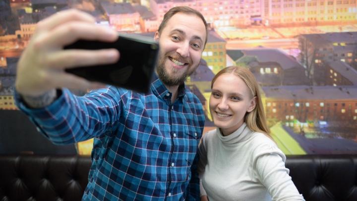 Увидеть Урганта и Меладзе: разыгрываем пригласительные на Народную премию E1.RU за селфи