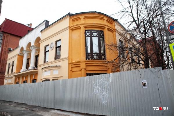 Проект работ по сохранению памятника архитектуры разрабатывала тюменская компания «СибСпецСтройРеставрация»