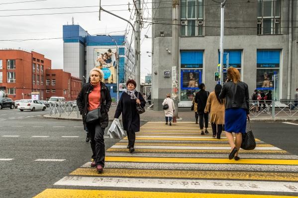 За год население Новосибирской области выросло на 2215 человек
