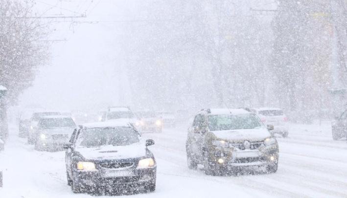 Снег с дождем: рассказываем, какая погода ждет ростовчан на выходных