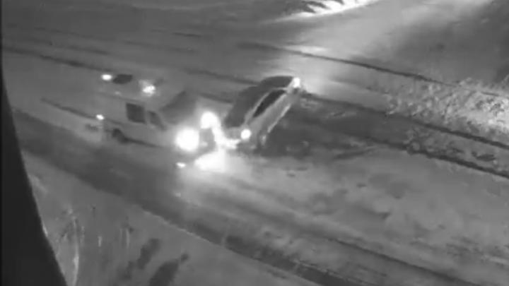В Уфе столкнулись скорая и Chevrolet Cruze: ищут очевидцев ДТП со скорой