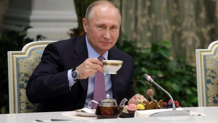 В Уфу приедет президент России Владимир Путин