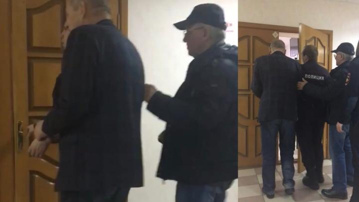В Самаре выбрали меру пресечения для бывшего главы «Фиа-Банка»