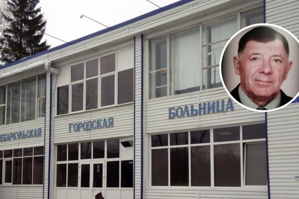 Владимира Загриценко привезли в больницу с жалобами на сердце, но лечить начали от другого