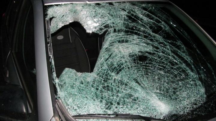 На дороге в Башкирии насмерть сбили мужчину-пешехода