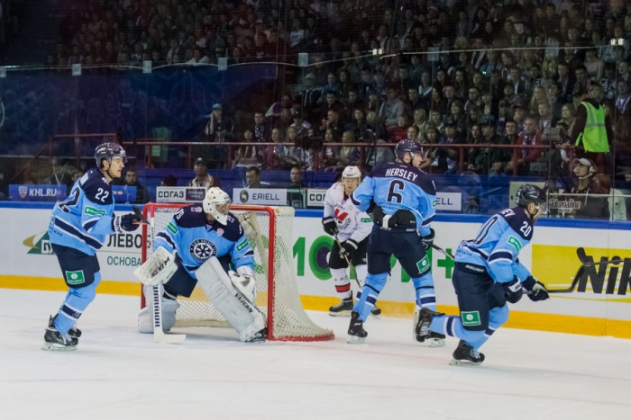 Хоккеисты «Сибири» примут участие в Кубке Германии