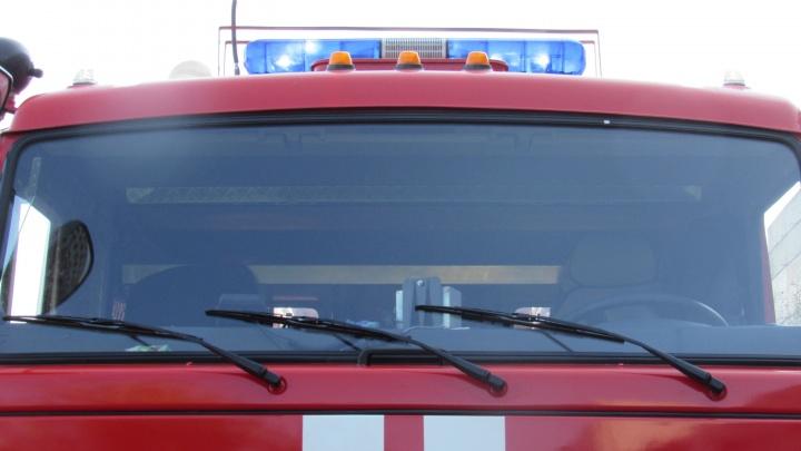 12 машин для тушения пожаров закупила Курганская область