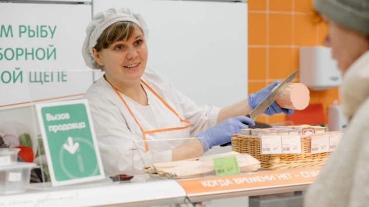 Приходили целыми подъездами: в Архангельске открыли три новых супермаркета«Макси»