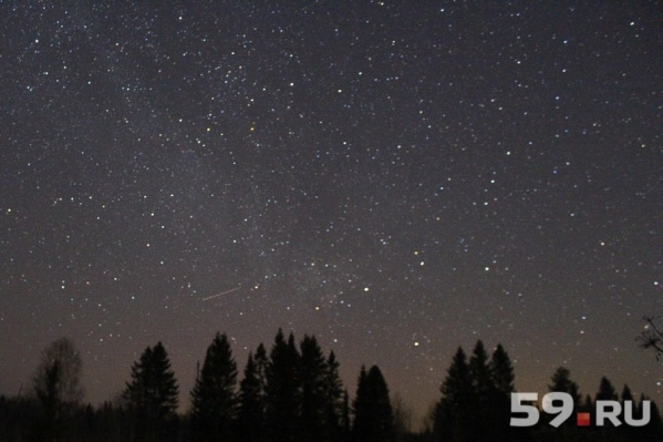 Наиболее активным метеорный поток Персеиды будет 13 августа