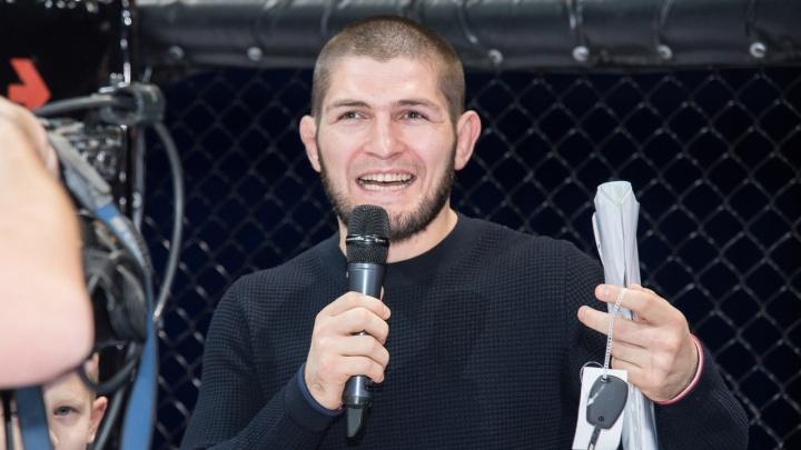 В Тольятти впервые приедетдействующий чемпион UFC Хабиб Нурмагомедов