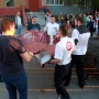 Котлета-рекордсмен: сербский повар приготовил в Самаре 50-килограммовую плескавицу