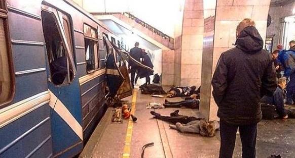 ФСБ задержала одного из организаторов теракта в петербургском метро