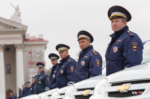 В регионе сокращается количество полицейских